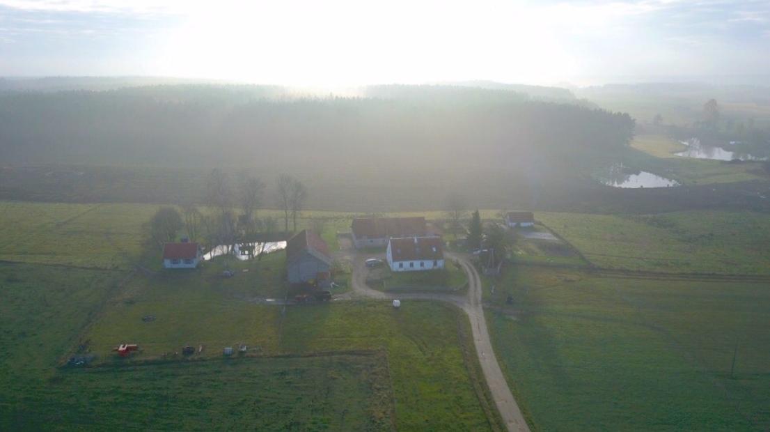 Owczarnia Lefevre, czyli weekend na ekologicznej farmie